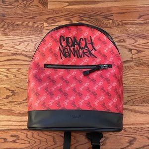 Coach backpack NWOT